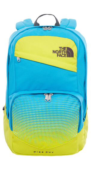 The North Face Wise Guy Daypack gul/blå